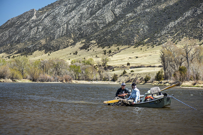 Montana Guided Float Trips